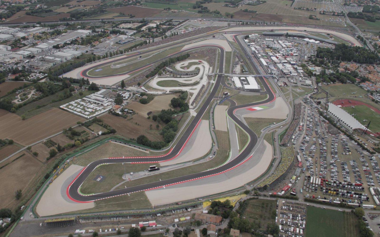 Misano World Circuit: l'autodromo dedicato a Sic